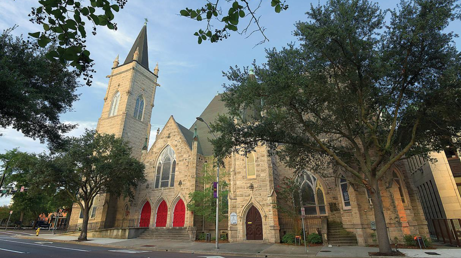 An Urban Revival: Jacksonville's Cathedral District